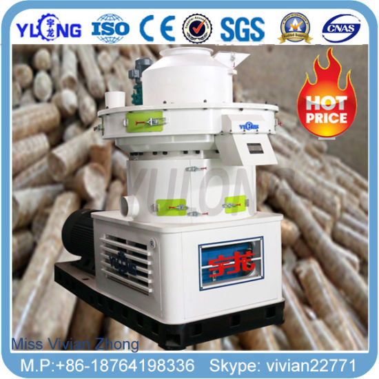 Energy Saving Biomass Wood Sawdust Pellet Machine with Competitive Price pictures & photos