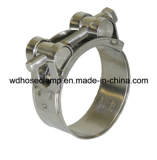 5, 25-40MM Hose Clamp Stainless Steel All Size Available