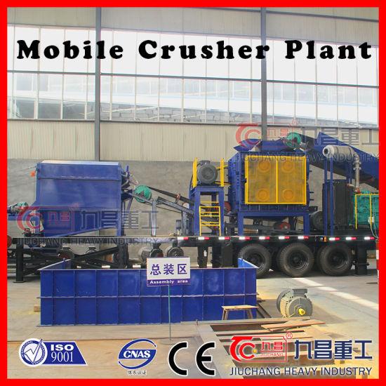 fba44bafa405 High Quality Rock Crusher Mobile Crusher Machine Supplier From China ...