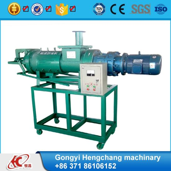 Chicken Pig Manure Dewatering Machine Poultry Cow Dung Dewatering Machine pictures & photos