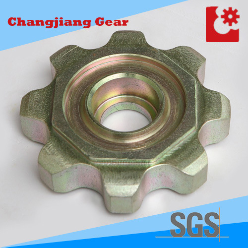 OEM Agricultural Machinery Quenching Tooth Sprocket Wheel