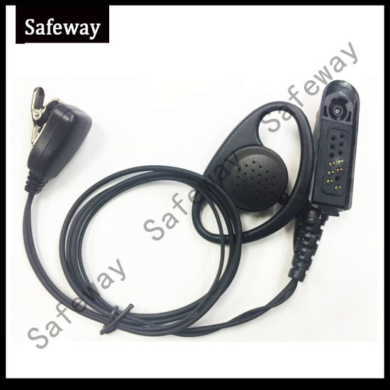 Walkie Talkie Earphone for Motorola Radio Gp380