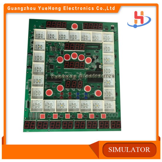 PCB Board Fruit King Table Game Machine Coin Operated South America Hot Sale Mario Slot Machine Kits