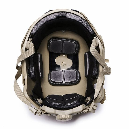 Ballistic Safety Helmets