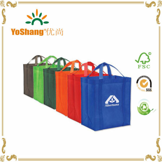 Advertising Environmental Protection Non Woven Bags Wholesale pictures & photos