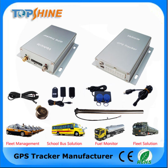 Popular Car GPS Trackers with Free GPS Tracking Platform