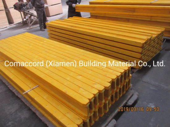 Wooden Formwork H20 Timber Beam for Construction