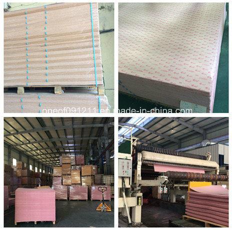 Good Sale Shoe Material Cellulose Insole Board Insole Paper Board