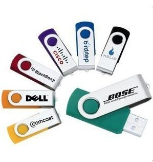 Real Capacity 4GB USB Flash Pen Drive for Company Gift
