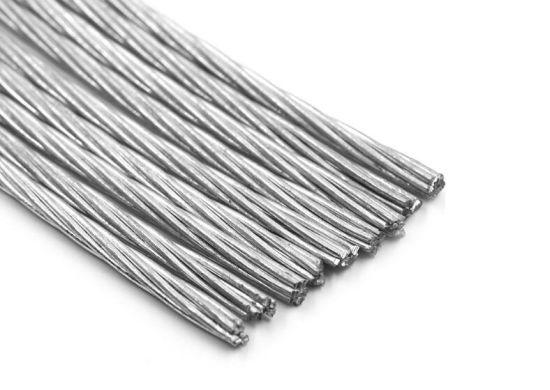 Stssl Strand Galvanized Steel Wire Strand ACSR