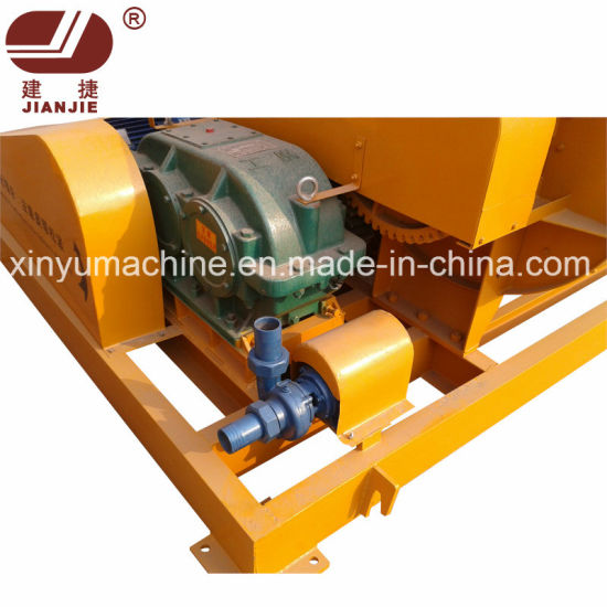 Js Series Twin Shaft Compulsory Concrete Mixer (JS500) pictures & photos