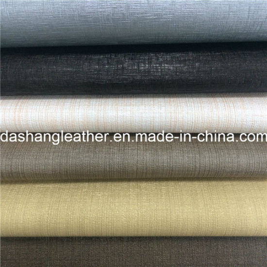 Popular Classic PVC Artificial Leather for Hotel Home Decorative