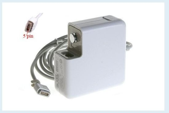 18.5V 4.6A 85W Magsafe Laptop AC Power Adapter for Apple A1172 A1222 A1290