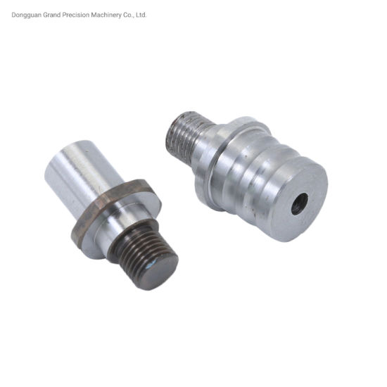 High Precison Custom CNC Machining Stainless Steel Threaded Parts with Different Standards