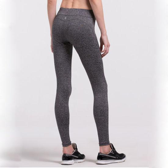 f82ae79a48 Sexy Yoga Pants Plain Pants Women Gym Wear Leggings pictures & photos