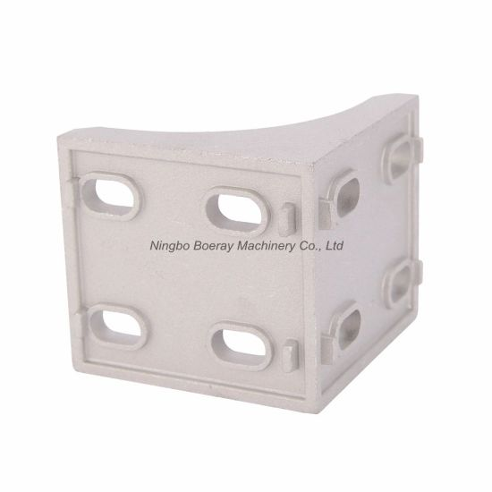 6060 Corner Angle Bracket Support for Aluminum Extrusion 6060 Series pictures & photos