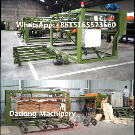 Automatic Plywood Veneer Making Machine Woodworking Machinery