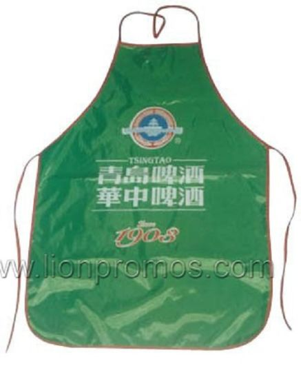 Food Beveragepromotional Gift Cheap Oil Proof PVC Apron pictures & photos