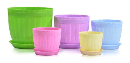 High Quality OEM Plastic Flower Pot Mold pictures & photos