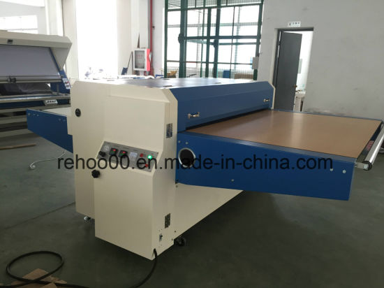 Wide Hot Press Machine for Garment pictures & photos