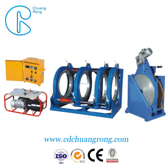 HDPE Pipe Butt Fusion Welding Machine pictures & photos