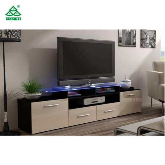 China Living Room Furniture Price Modern Style Tv Cabinet For Sale