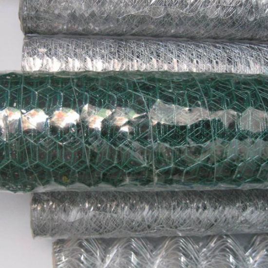Galvanized Hexagonal Wire Mesh in Good Quality pictures & photos
