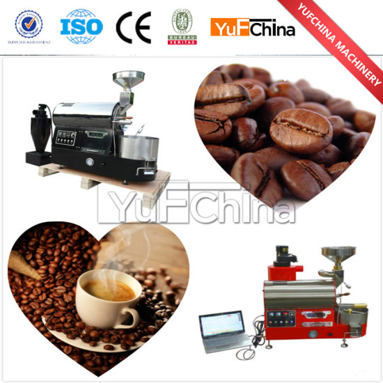 Drum Coffee Bean Roasting Machine pictures & photos