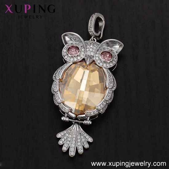 32906 Fashion Colorful Stone Swarovski Elements Jewelry Pendant for Christmas Gift pictures & photos
