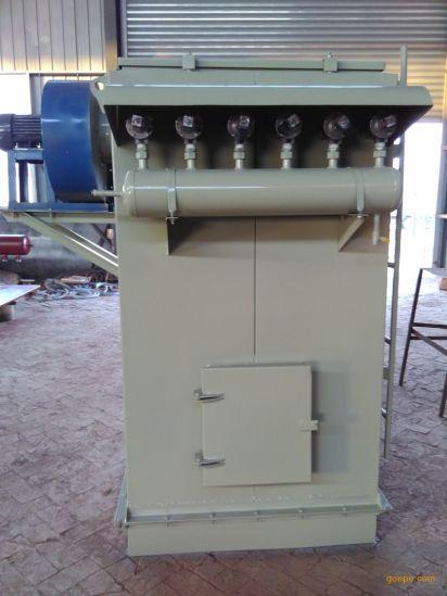 600 Cfm -800 Cfm Air Flow Cement Silo Top Filter