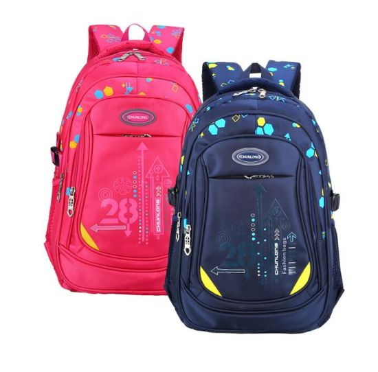 2018 New Leisure Bag Children′s Backpack Wholesale Schoolbag pictures & photos