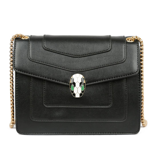 Tc_1322 Fashion Popular PU Leather Tote Lady Handbag Women Bag