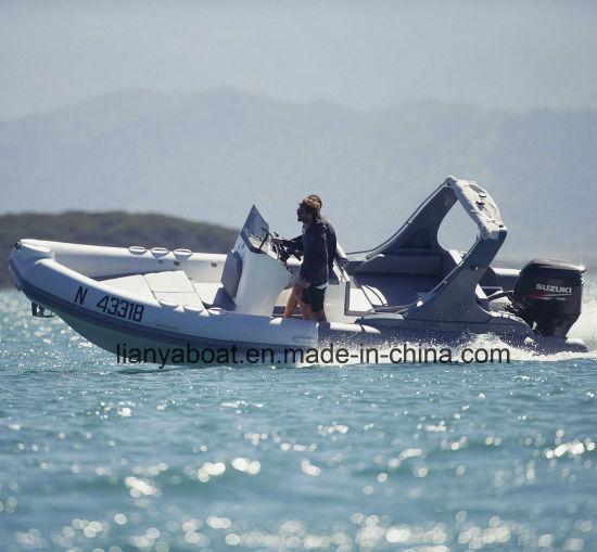 Liya 8-27feet China Inflatable Boat Manufacturer Rib Boat