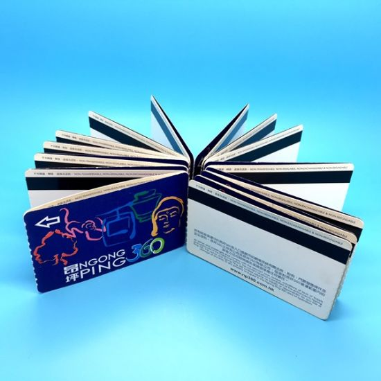 RFID System RFID MIFARE Ultralight EV1 RFID Conjoined E-ticket Paper Card pictures & photos