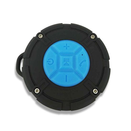 Mini Waterproof Bluetooth Speaker Use in The Bathroom