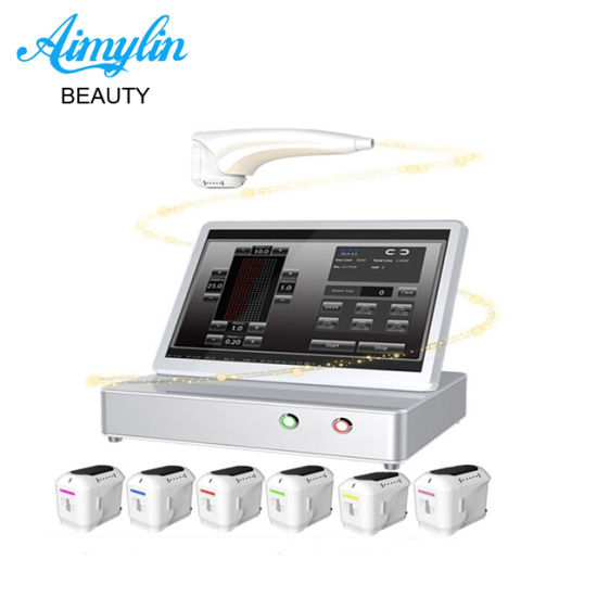 SPA 3D Hifu Face Care Machine Facial Skin New Beauty Equipment Neck Lifting pictures & photos