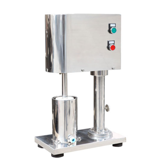 Laboratory Small Sand Mill Used for Wet Grinding and Dispersing of Liquid and Solid Phase Materials