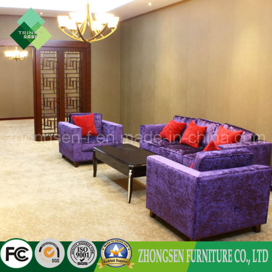 High Quality Luxury Sofa Sets Sectional Sofas For Hotel Lobby