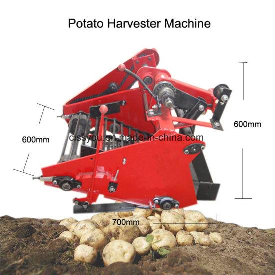 China Multifunctional Potato Garlic Peanut Harvester