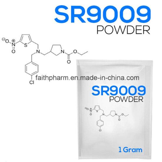 High Purity Sarm Sr9009 Powder Stenabolic Wholesale Sr-9009 Raw Muscle Gain Weight Loss