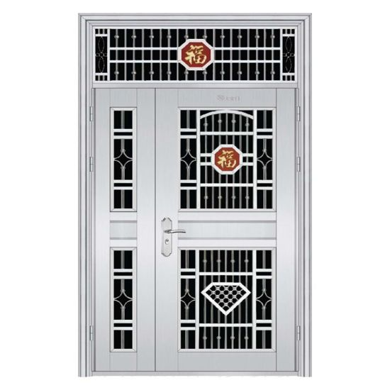 Mather And Son Main Stainless Steel Gate Door Design