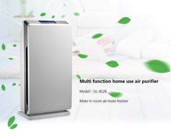 Smart LCD Display Home Appliance HEPA Air Purifier 8128 pictures & photos