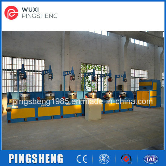 Cheap Wholesale Oto Type Pulley 560 Wire Drawing Machine