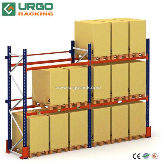 Heavy Duty Adjustable Storage Pallet Rack