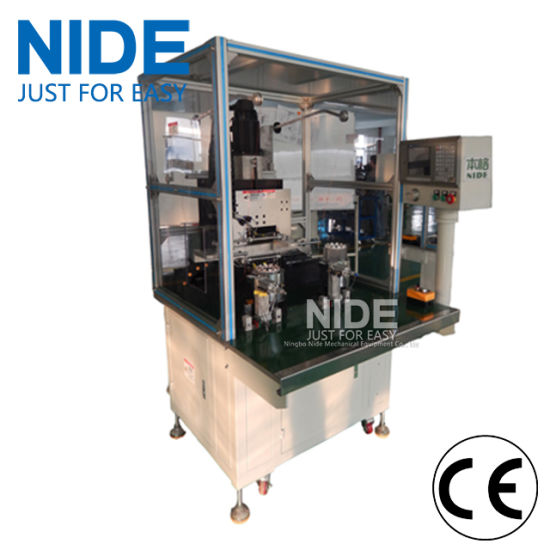 Two Working Station Automatic Needle Winding Machine pictures & photos