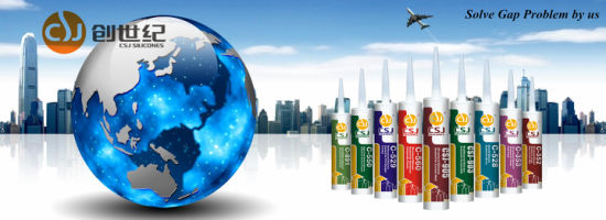 Structural Silicone Sealant for Great Glass Curtain Wall pictures & photos