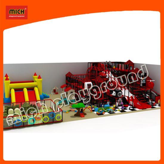 Popular Soft Children Playground Indoor Amusement Park