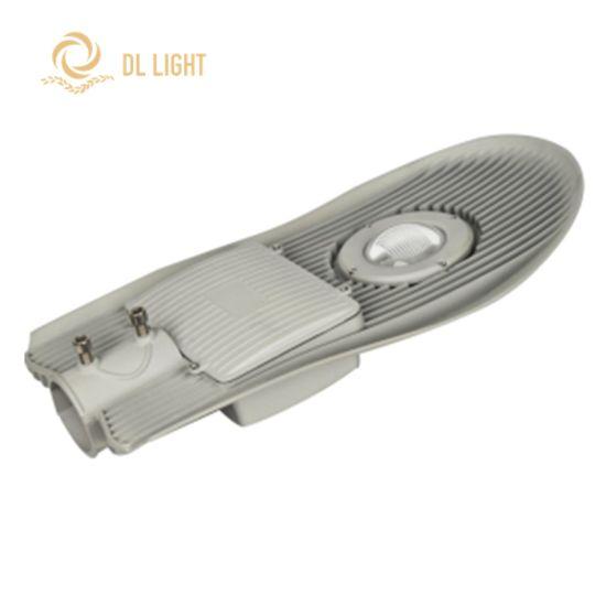 2 Years Warranty Cobra Head 30W 50W Outdoor Waterproof LED Street Light