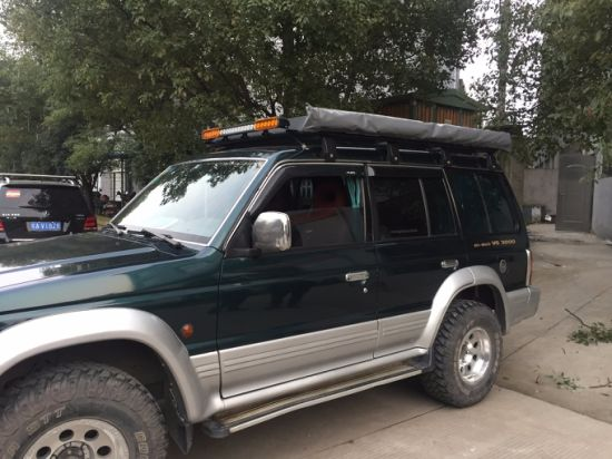 Car Rear 4WD 3m3m Side Awning For Camping