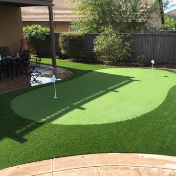 Best Quality Artificial Grass and Putting Greens (GFN) pictures & photos